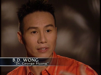 Law & Order: Special Victims Unit - Season 0 Episode 2 : Police Sketch: B. D. Wong