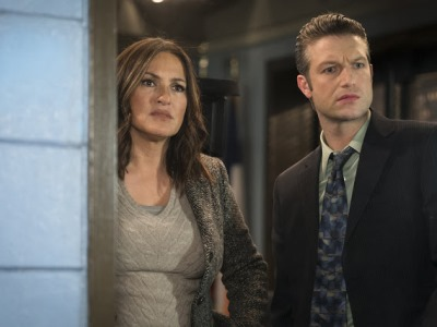 Law & Order: Special Victims Unit - Manhattan Transfer (1) - Season 17 Episode 17