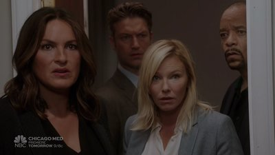 Law & Order: Special Victims Unit - Terrorized - Season 18 Episode 1
