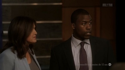 Law & Order: Special Victims Unit - Season 18 Episode 15 : Know It All