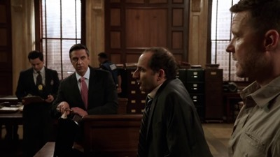 Law & Order: Special Victims Unit - Gone Fishin' - Season 19 Episode 1