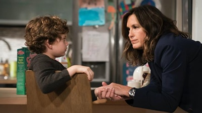 Law & Order: Special Victims Unit - Something Happened - Season 19 Episode 7