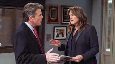 Law & Order: Special Victims Unit - Flight Risk - Season 19 Episode 11
