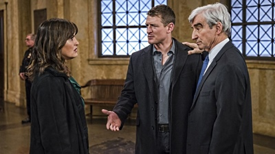 Law & Order: Special Victims Unit - The Undiscovered Country - Season 19 Episode 13