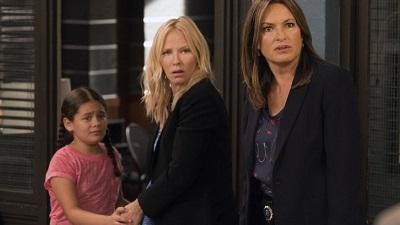 Law & Order: Special Victims Unit - Season 20 Episode 3 : Zero Tolerance
