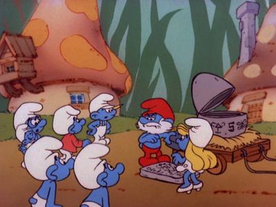 The Smurfs' Time Capsule
