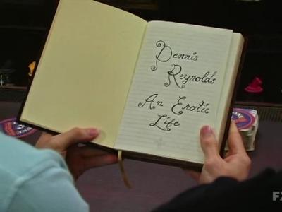 Dennis Reynolds: An Erotic Life