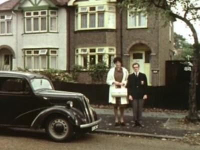 Mr. & Mrs. Brian Norris' Ford Popular