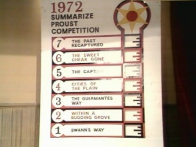 The All-England Summarise Proust Competition