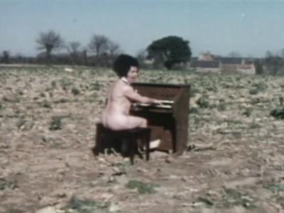 The Nude Organist