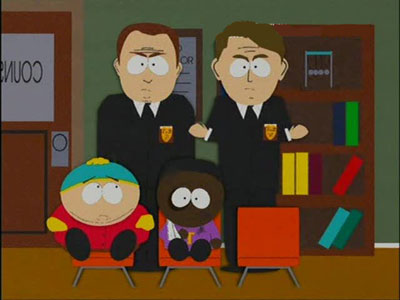 Cartman's Silly Hate Crime 2000