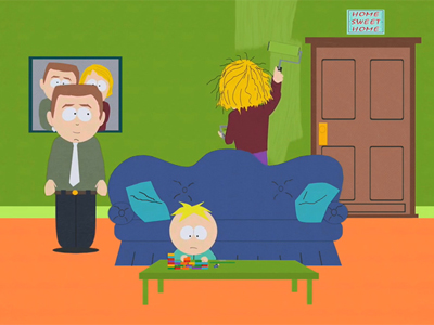Butters' Very Own Episode