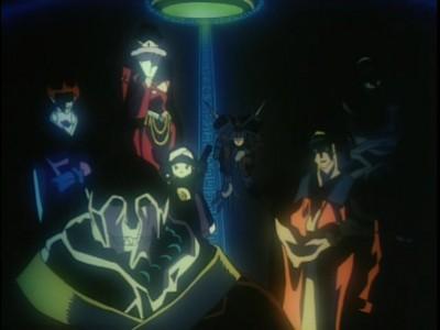 The Seven Emerge
