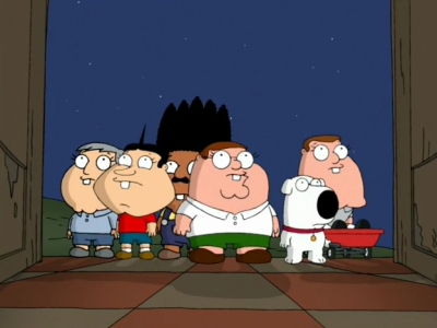 Family Guy Viewer Mail #1