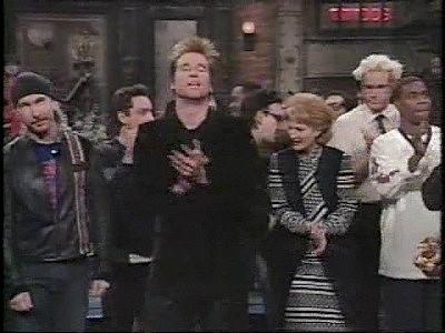 Val Kilmer/U2