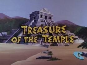 Treasure of the Temple