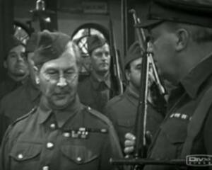 The Showing Up of Corporal Jones