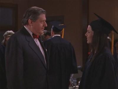 Lorelai's Graduation Day