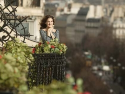 An American Girl in Paris: Part Une