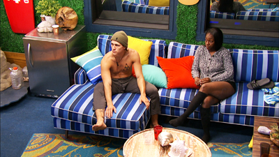 Live Eviction #1; Head of Household #2