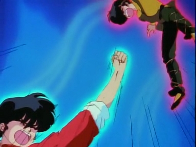 Showdown! Can Ranma Make a Comeback?
