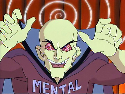 The Tick vs. Mr. Mental