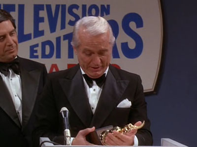 Ted Baxter Meets Walter Cronkite