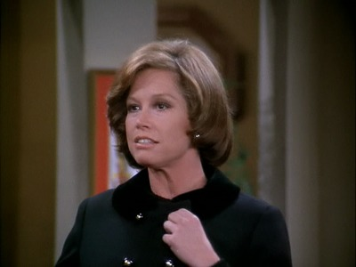 Mary Richards Falls in Love