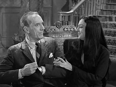 Morticia, the Matchmaker