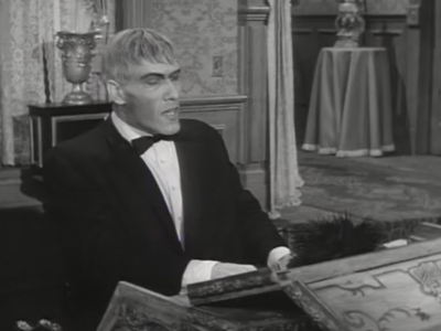 Lurch and His Harpsichord