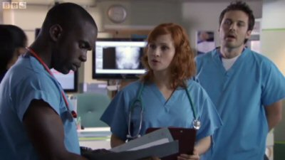 Holby City - Anger Management - Season 13 Episode 17