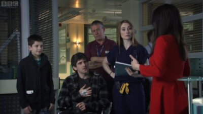 Holby City - Coming Second - Season 13 Episode 25