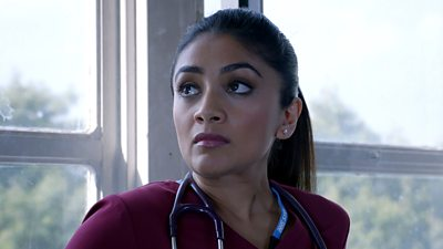 Holby City - We Need to Talk About Fredrik - Season 19 Episode 63