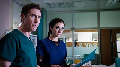 Holby City - Ready or Not - Season 20 Episode 2