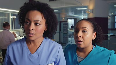 Holby City - There by the Grace of... - Season 20 Episode 3