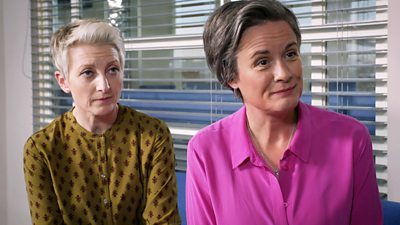 Holby City - Not Your Home Now - Season 20 Episode 6