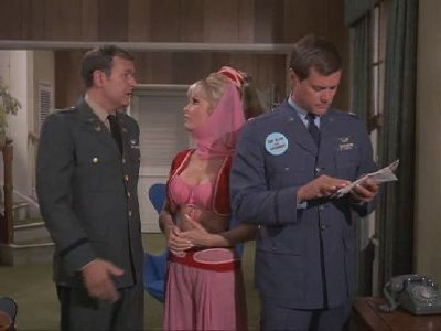 Jeannie, the Governor's Wife