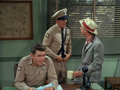 The Legend of Barney Fife
