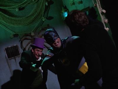 Batman Makes the Scenes