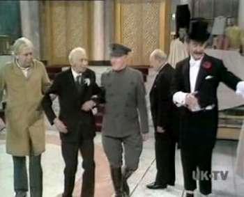 The Father Christmas Affair (1976 Christmas Special)