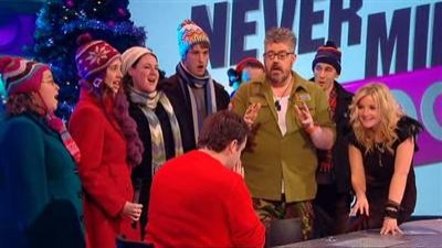 Christmas Special - John Barrowman, Jason Derulo, Joe Wilkinson, Jason Manford, Helen Skelton
