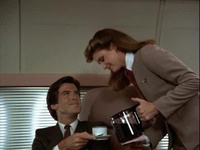 Coffee, Tea or Steele