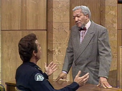 Fred Sanford, Legal Eagle