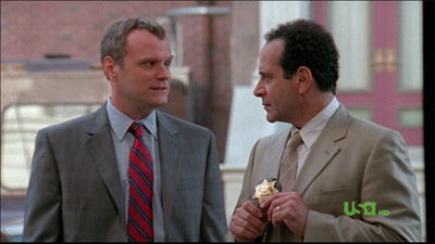 Mr. Monk and the Badge