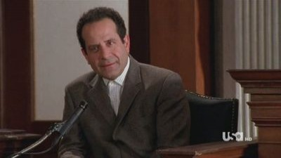 Mr. Monk Takes the Stand