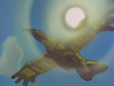 Maiden Flight of the Condor