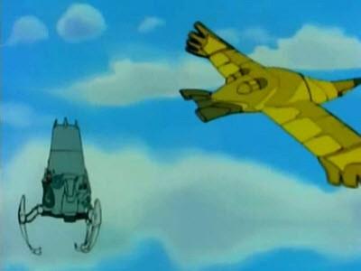 Aerial Pursuit