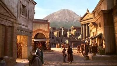 The Fires of Pompeii