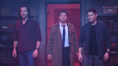 Supernatural - Season 14 Episode 19 : Jack in the Box