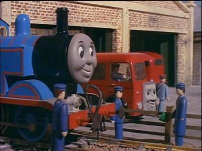 Thomas & Bertie